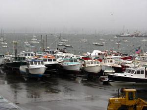 Hauled boats