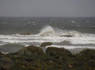 Agitated seas