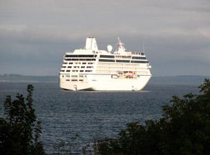 Cruise ship Regatta