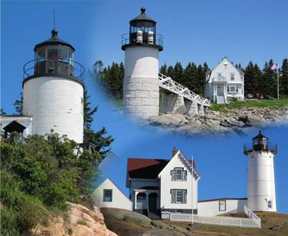 Maine Lighthouses Today