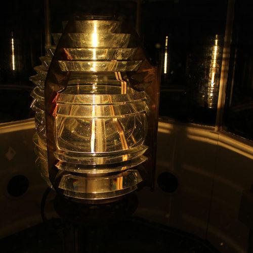 Fort Point Light Fresnel Lens