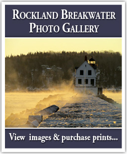 Rockland Breakwater Photo Gallery