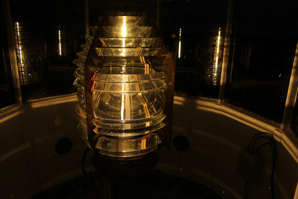 Fort Point Light Fresnel Lens
