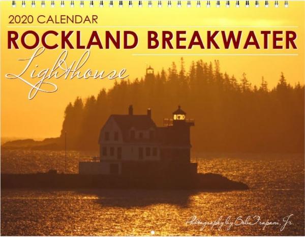 2020 Rockland Breakwater Lighthouse Calendar