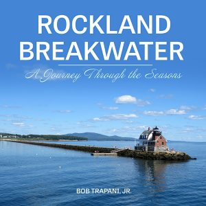 Rockland Breakwater: A Journey Through the Seasons cover image