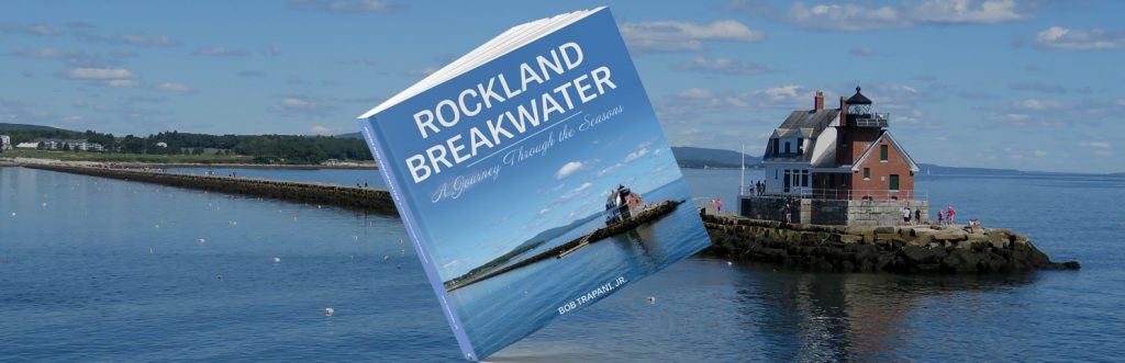 Rockland Breakwater Book Released