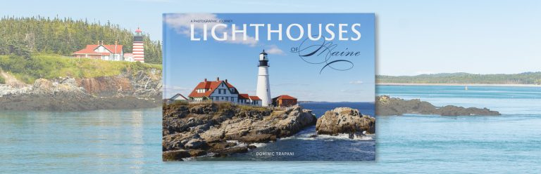 Maine Lighthouses by Dominic Trapani